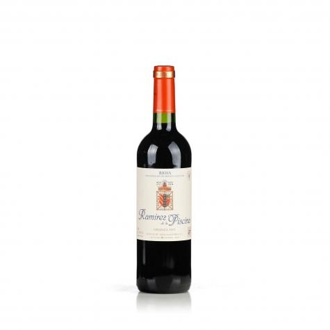 Ramirez de la Piscina Rioja Crianza 2015
