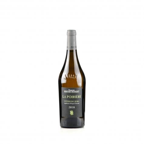 "Berthet- Bondet Cotes de Jura ""La Poiriere"" Chardonnay 2018"