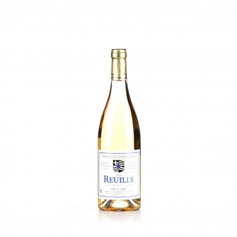 Domaine de Reuilly Rose of Pinot Gris 2018