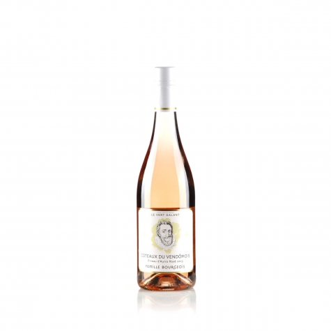 Famille Bourgeois Pineau d'Aunis Loire Rosé 2019