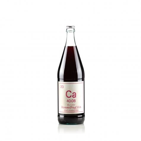 Calcarius Rosso Puglia Liter 2019