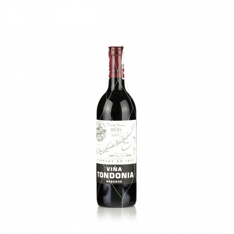 "Lopez de Heredia Rioja ""Vina Tondonia"" Reserva 2007"