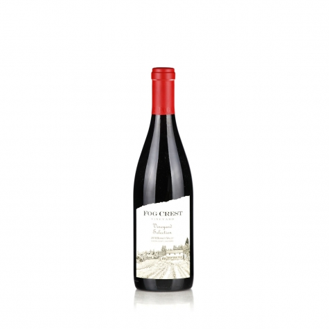 Fog Crest Vineyard Selection Pinot Noir Bennet Valley 2018