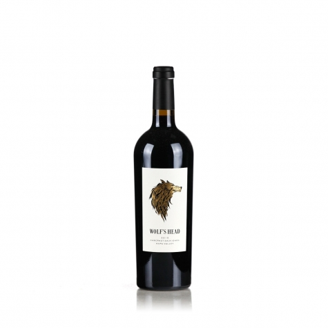 Wolf's Head Wines Cabernet Sauvignon Napa Valley 2015